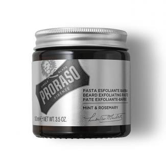 Proraso beard scrub Exfoliating Paste